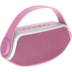 1 - Bluetooth Boom Box , Bluetooth, Hands-free microphone, S