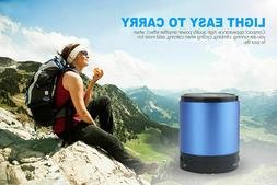 3D Sound Wireless Bluetooth Speaker Built-in Mic For iPhone