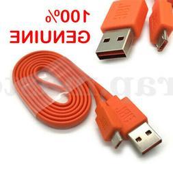 100% Original JBL USB Charger Cable Cord for Flip4 Flip3 Fli