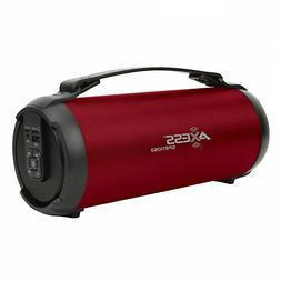 Axess1053 Clear Sound Bluetooth Speaker W/ TWS Func. & USB,