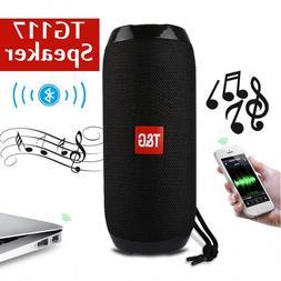10W Bluetooth <font><b>Speaker</b></font> Portable Steel Blu