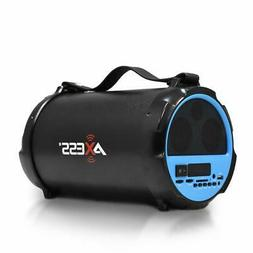 AXESS 2.1 HIFI Bluetooth Speaker with 4 Subwoofer & Vibratin