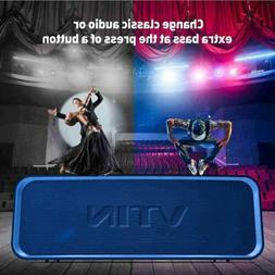 VTIN 20W Wireless Bluetooth Speaker Portable Stereo Super Ba