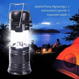 3 in 1 Wireless Bluetooth Speaker LED Solar Outdoor Camping