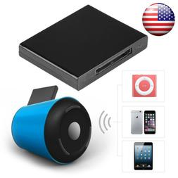 30 Pin Speaker Adapter Receiver to Audio Bluetooth Music Doc