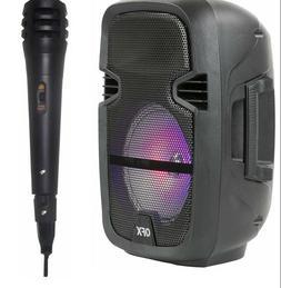 4,400 Watts Wirelessly Portable Party Bluetooth Speaker W/ M
