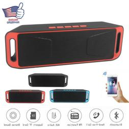 40w Portable Wireless Bluetooth Speaker Waterproof Stereo Ba