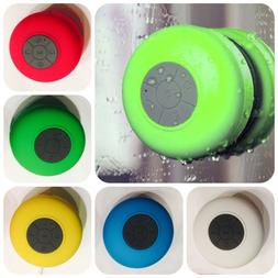 5 Color Waterproof Wifi Bluetooth Portable Speaker for iPhon