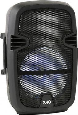 4,400 Watts Wireless Portable Party Bluetooth Speaker W/ Mic