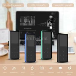 8G/16G Digital Bluetooth4.0 MP4 Music Player LCD FM Radio Vi