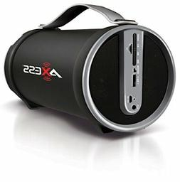 AXESS SPBT1033 Portable Bluetooth Indoor/Outdoor 2.1 Hi-Fi C