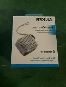 Anker SoundCore nano Pocket Bluetooth 4.0 Speaker