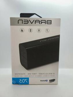 BRAVEN 705 Portable Wireless Bluetooth Speaker  Built-In 140