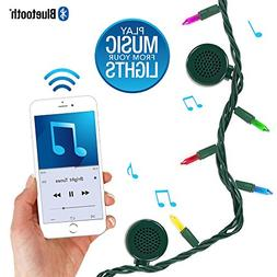 Bright Tunes - Multi String Lights With Bluetooth Speakers -