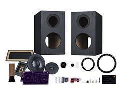 HiVi - DIY 2 2A – 2-Way Bookshelf Speaker