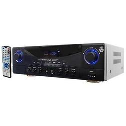 Home Audio Power Amplifier System - 350W 5.1 Channel Theater