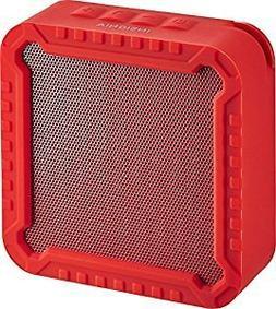 Insignia - Portable Bluetooth Speaker - Black