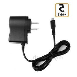 AC/DC Power Adapter Charger Cord For iLuv Collision BK Rugge