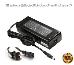 Charger for Bose SoundLink Bluetooth speaker III 3