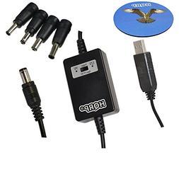 HQRP AC Power Cord for SHARP PG-D3050W PG-D3510X PG-D3510XL