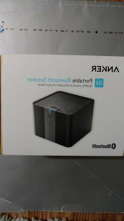 Anker Portable Wireless Bluetooth 4.0 Black Speaker SUPER FA