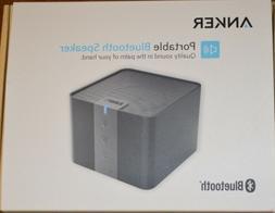 Anker Portable Wireless Bluetooth 4.0 Black Speaker - BRAND
