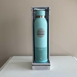 IHome Aquio Bluetooth  Speaker Water Bottle NEW Mint Teal