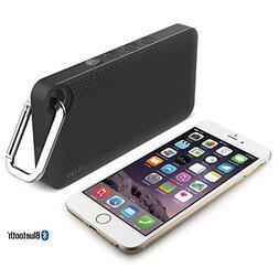 iLuv Aud Mini 6  Slim Portable Weather-Resistant Bluetooth S