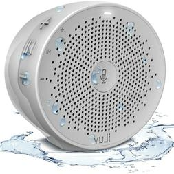 iLuv Aud Click Shower IPX4 Water Resistant Wi-Fi & Bluetooth