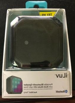 iLuv Aud Mini-Party Portable Bluetooth Speaker - New