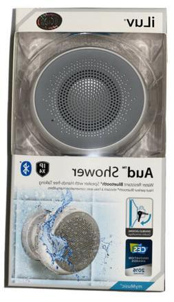 iLuv Aud Shower 1-Speaker 1-Watt Portable Speaker Bluetooth