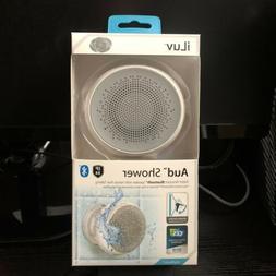 iLuv | Aud Shower Bluetooth Water Resistant Speaker Hands-Fr
