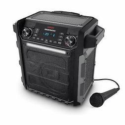 Ion Audio Pathfinder IPX4 Water-Resistant Portable 100 Watt
