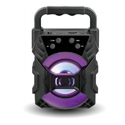 🔥Portable Mini Speaker, Bluetooth 400 Watt with Flashing