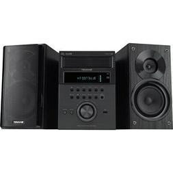 Sharp XL-BH250 Sharp 5-Disc Micro Shelf Executive Speaker Sy