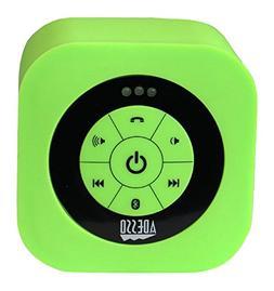 Adesso Bluetooth 3.0 Waterproof Speaker - Retail Packaging -