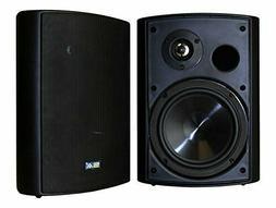 Bluetooth 6.50 Indoor Outdoor Weatherproof Patio Speakers Wi