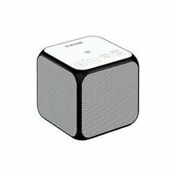 SONY Bluetooth-adaptive wireless portable speaker white SRS-