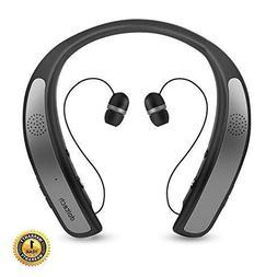 Bluetooth Headphones Speaker 2 in 1,DolTech Wireless Headpho