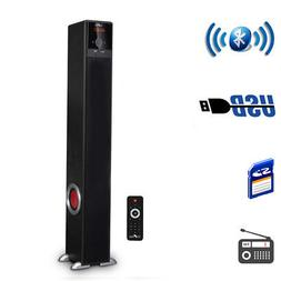 beFree Sound Bluetooth Powered Tower Speaker