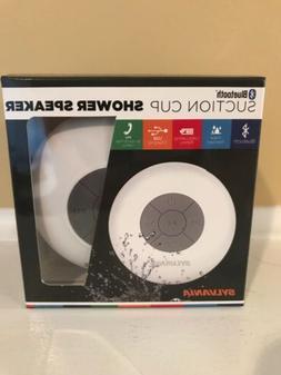 Bluetooth Shower Speaker Sylvanja water resistant
