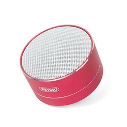 Unitek Outdoor Bluetooth Speaker, Aluminum 3W Ultra Portable