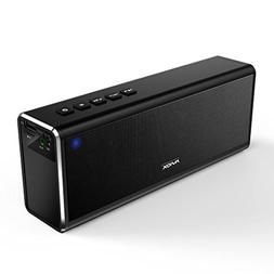 Bluetooth Speaker with FM Radio , Portable Wireless Speaker