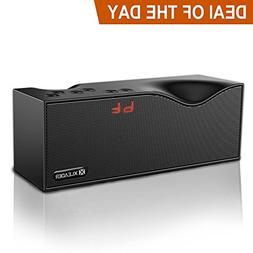 10W Bluetooth Speaker, XLeader Portable Wireless Speaker wit