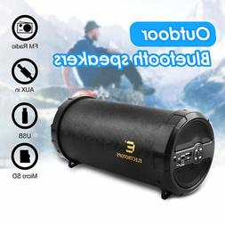 Bluetooth Speaker Loud Bazooka Hi-Fi Super Bass Outdoor Spea