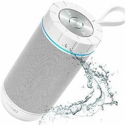 COMISO Bluetooth Speaker Portable Waterproof Outdoor Wireles