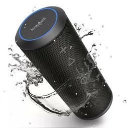 Bluetooth Speaker, Zamkol Speakers Portable Wireless, 360 De