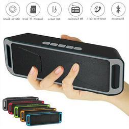 Bluetooth Speaker Wireless Extra Bass Portable Indoor Outdoo