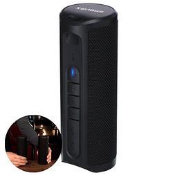 ZENBRE Bluetooth Speakers, Z4 Wireless Speakers 20h Play-tim