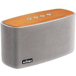 COMISO 40W Bluetooth Speakers, Dual-Driver Wireless Bluetoot
